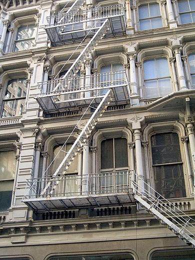 Stock Photo: 1566-329486 Flatiron District. NYC. USA