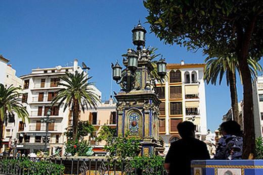 Algeciras. Cádiz province. Spain : Stock Photo