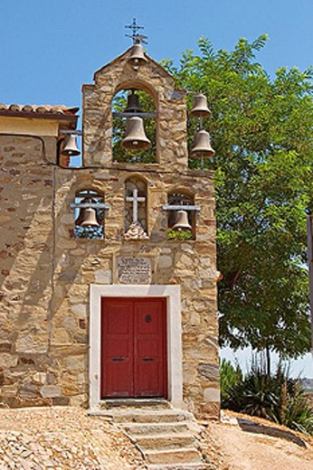 Stock Photo: 1566-336466 Santa Vera Cruz church (año 1816), Astorga, Camino de Santiago, León province, Castilla y León, Spain.