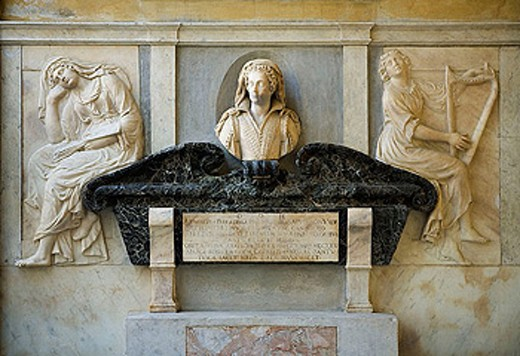 Stock Photo: 1566-338298 Church of Santa Felicita, Florence. Tuscany, Italy