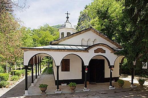 Tcherepich monastery. Bulgaria. : Stock Photo