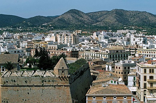 Ibiza. Balearic Islands, Spain : Stock Photo