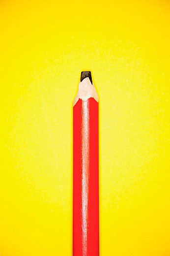 Carpenter´s pencil : Stock Photo