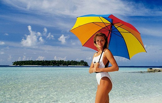 Holidays, Maldives : Stock Photo
