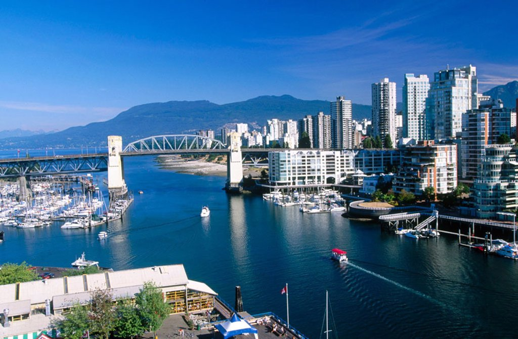 Stock Photo: 1566-359400 Vancouver. British Columbia. Canada.