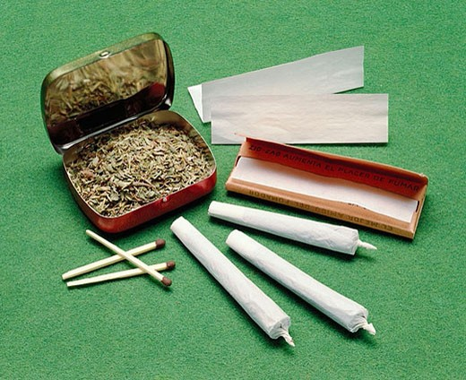 Marijuana : Stock Photo