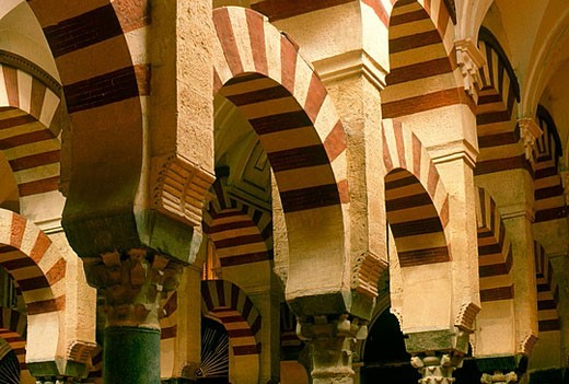 Stock Photo: 1566-362010 Great Mosque. Córdoba. Spain