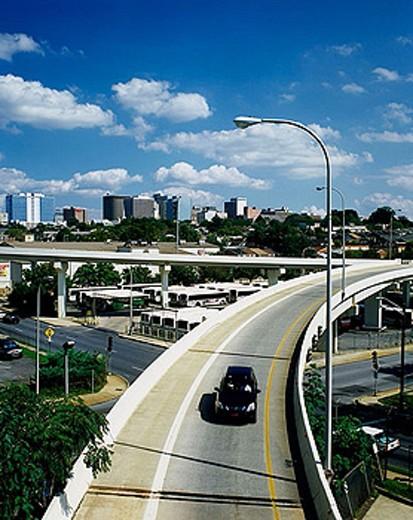 Stock Photo: 1566-370339 Downtown skyline, Wilmington. Delaware, USA