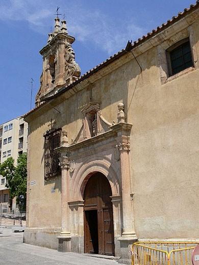 Capilla de la Vera Cruz. Salamanca. Spain : Stock Photo