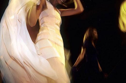 Fashion Show. Paris. France : Stock Photo