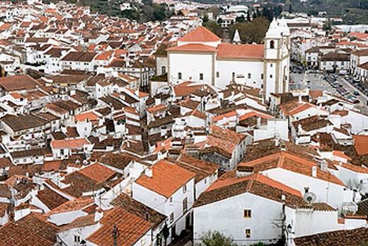 Stock Photo: 1566-375472 Castelo de Vide. Alentejo. Portugal