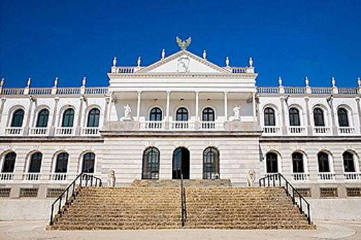 Palacio del Acebrón in Doñana National Park. Huelva province, Andalusia. Spain : Stock Photo