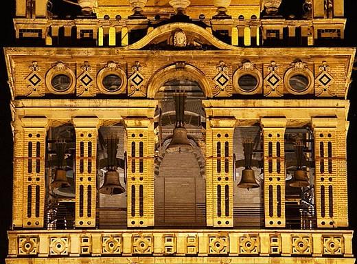 Stock Photo: 1566-377746 Giralda tower. Sevilla. Spain