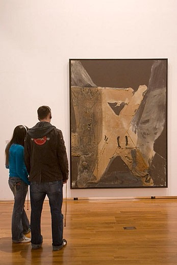 Tàpies Foundation, Barcelona, Spain : Stock Photo