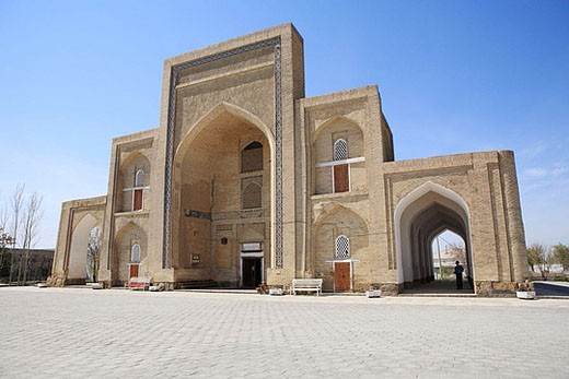 Stock Photo: 1566-382793 Bukhara, Uzbekistan