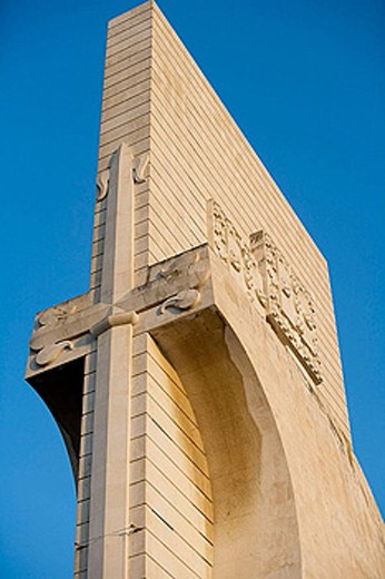 Monument to the Discoveries, Belem, Lisbon. Portugal : Stock Photo