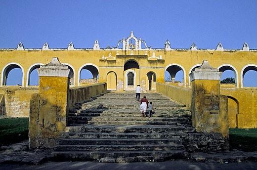 Stock Photo: 1566-384787 Izamal. Yucatán, Mexico