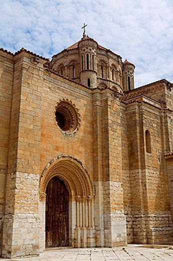 Stock Photo: 1566-387835 Collegiate church of Santa Maria la Mayor (12th-13th century). Toro. Zamora province, Spain