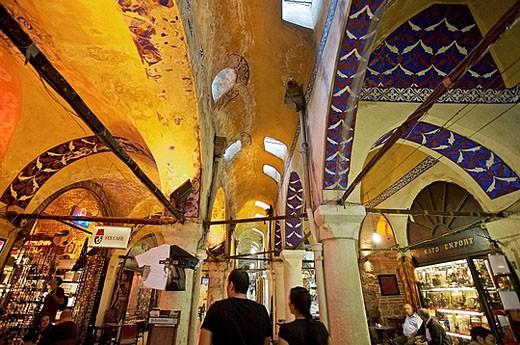 Grand Bazaar. Istanbul. Turkey : Stock Photo