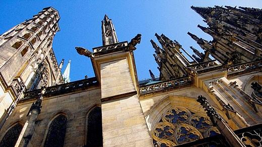 Stock Photo: 1566-391010 Prague. Central Bohemia. Czech Republic