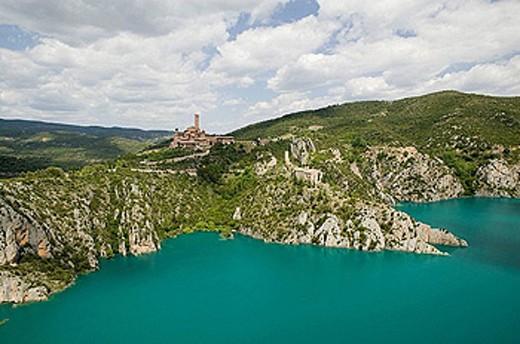 Santuario de Torreciudad (Marian sanctuary) Barbastro. Huesca. Aragón. Spain. : Stock Photo