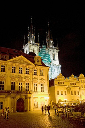 Prague, Czech Republic : Stock Photo
