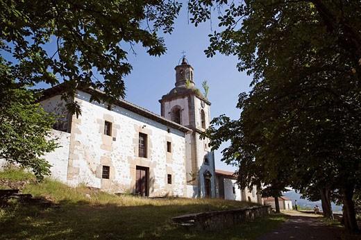 Stock Photo: 1566-396250 Santuario de Cantonad. Burgos province, Castilla-León, Spain.