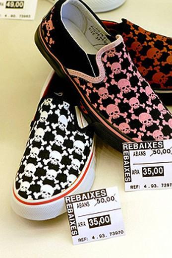 Sneakers : Stock Photo