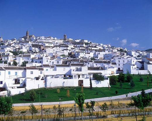Baena village, Andalusia, Spain : Stock Photo