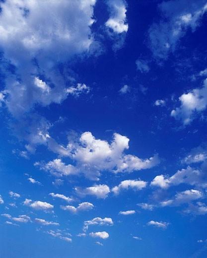 Stock Photo: 1566-400599 Cloudscape