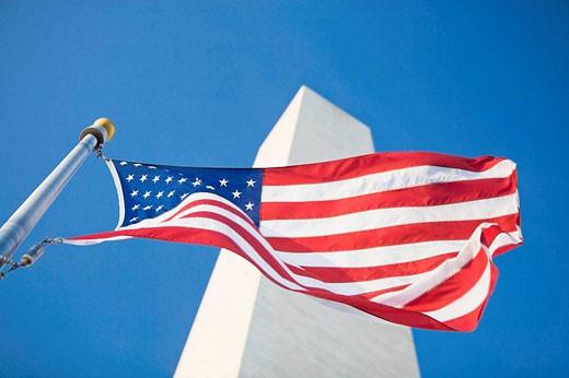 Washington Monument, Washington D.C. USA : Stock Photo