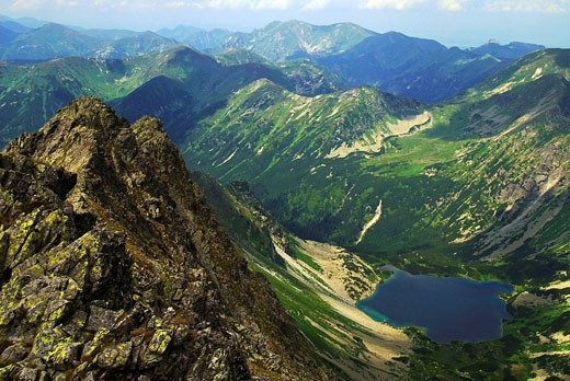 Stock Photo: 1566-413833 Tatra National Park. Slovakia
