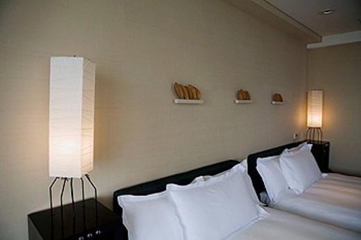 Luxury Hotel Park Hyatt  Shinjuku  Tokyo  Japan : Stock Photo