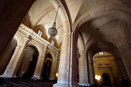 Stock Photo: 1566-415238 San Cristobal Cathedral. Habana, Cuba