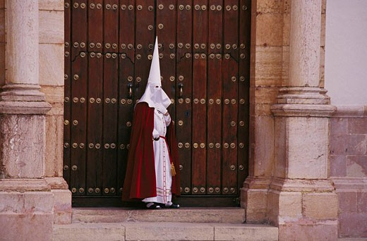 Holy Week, Archidona. Malaga province, Andalucia, Spain : Stock Photo