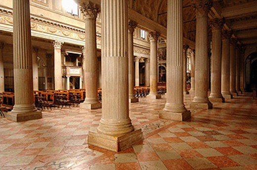 Cathedral, Mantua. Lombardy, Italy : Stock Photo