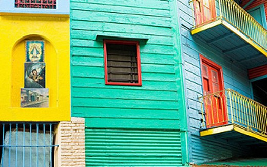 La Boca, Buenos Aires. Argentina : Stock Photo