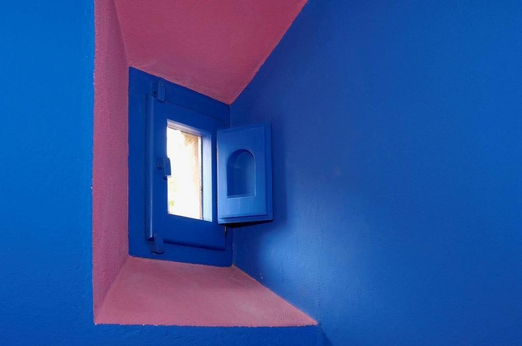 Window, interior design : Stock Photo