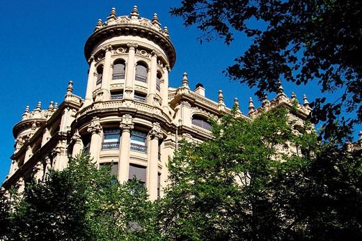 Stock Photo: 1566-429469 Bilbao. Bizkaia. Euskadi. Spain.