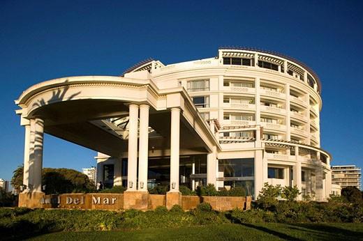 Stock Photo: 1566-433827 HOTEL DEL MAR, CASINO MUNICIPAL, VINA DEL MAR CHILE