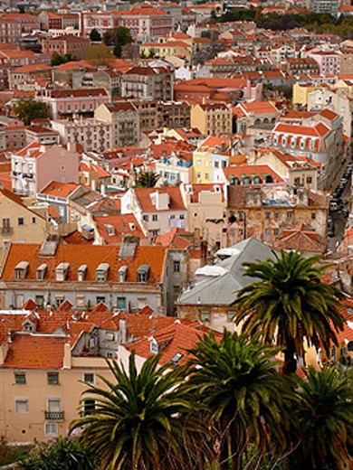 Lisboa, Portugal. : Stock Photo