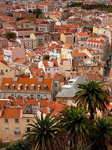 Stock Photo: 1566-438136 Lisboa, Portugal.