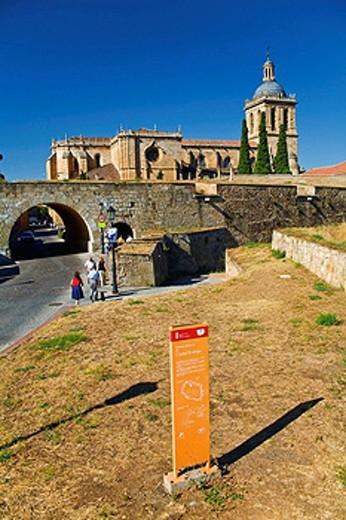 Stock Photo: 1566-439651 Ciudad Rodrigo. Salamanca province. Spain