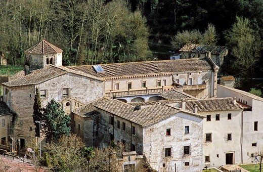 ´Sant Daniel´monastery. Girona, Catalonia, Spain : Stock Photo
