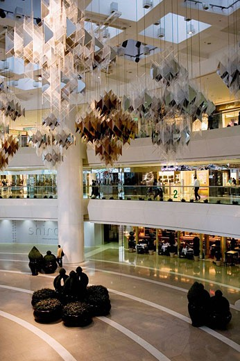 Pacific Place Department Store commercial centre, Hong Kong, China : Stock Photo