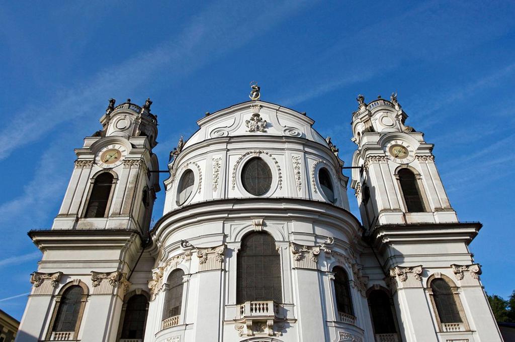 Kollegienkirche, Salzburg, Austria : Stock Photo