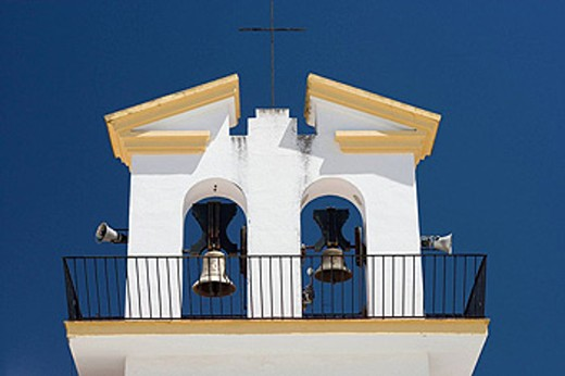 Architectural detail, Olvera. Cadiz province, Andalucia, Spain : Stock Photo