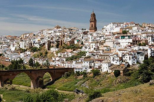 Montoro. Cordoba province, Andalucia, Spain : Stock Photo
