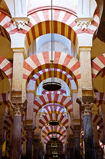 Great Mosque, Cordoba. Andalucia, Spain : Stock Photo
