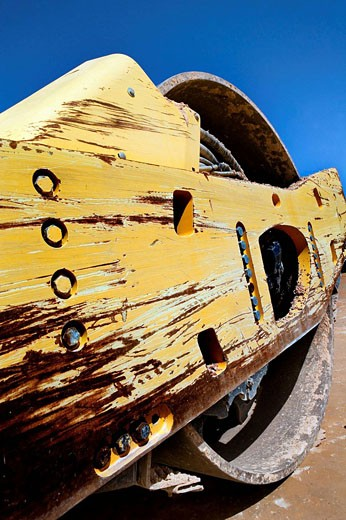 Road roller : Stock Photo